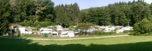 Campingplatz Ellertshäuser See