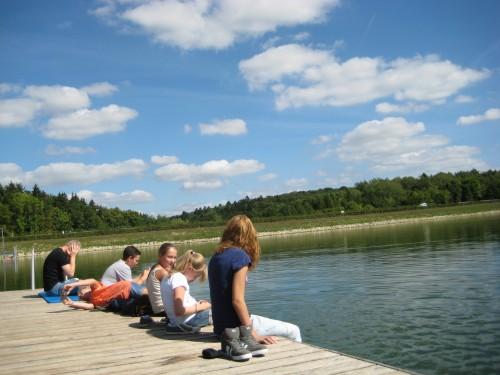 Ferienspaß Ellertshäuser See