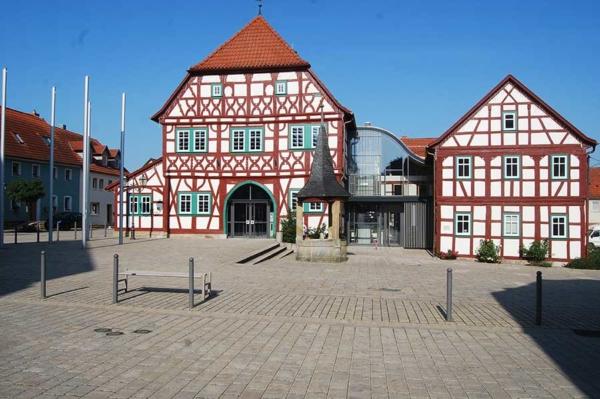 Marktplatz Stadtlauringen