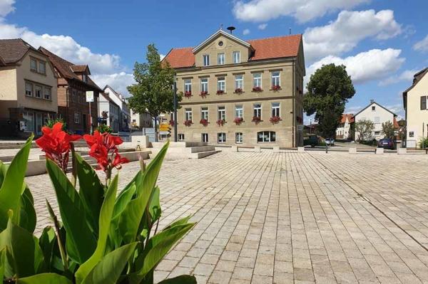 Marktplatz Maßbach