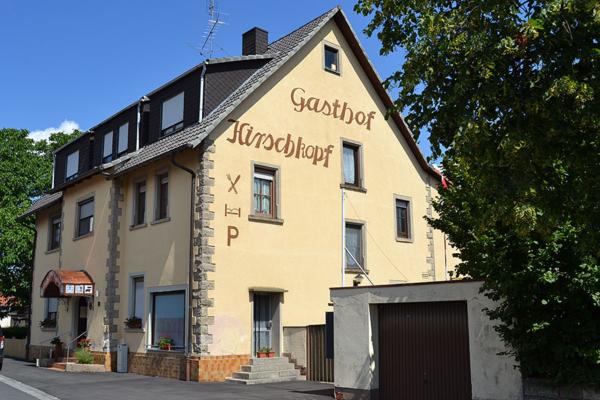 Gasthof Hirschkopf in Reichmannshausen